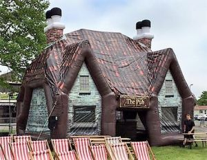 Inflatable Pub Company